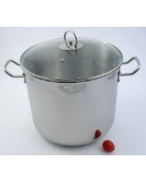 16 Quart Stock Pot- All Purpose, Stainless Steel Cooking Pot by Camerons Products