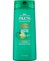 Garnier Fructis with Active Fruit Protein Grow Strong Fortifying Shampoo with Apple Extract & Ceramide - 22oz