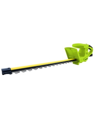 Sun Joe 24V-HT22-CT 24-Volt iON+ Cordless Hedge Trimmer, 22-Inch, Tool Only