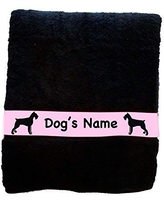 With or Without Initials//Short Name Frenchie Face French Bulldog Heavy Cotton Hand Towel Custom Made In Your Choice of Colors