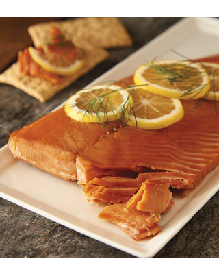 Northwest Smoked Salmon by Harry & David - Mother's Day Gifts - Gourmet Gifts for Mom