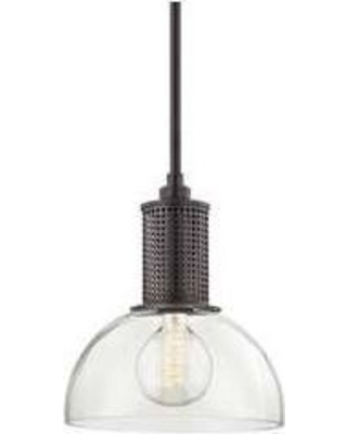 Hudson Valley Lighting Halcyon 14 Inch Large Pendant - 7214-OB