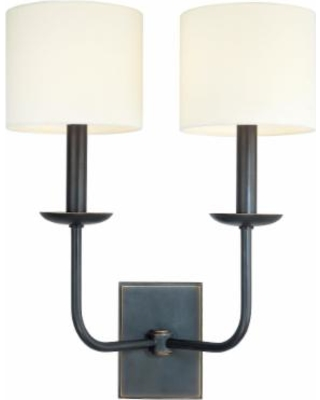Hudson Valley Lighting Kings Point 19 Inch Wall Sconce - 1712-OB