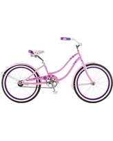 Kulana Girls' Makana 20'' Cruiser Bike, Pink