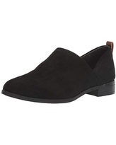 Dr. Scholl's Shoes womens Ruler Ankle Boot, Black Microfiber, 6 US