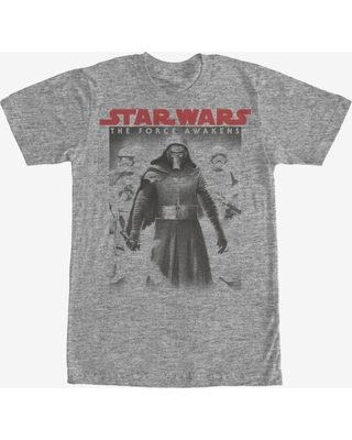 Star Wars Kylo Ren Faded T-Shirt