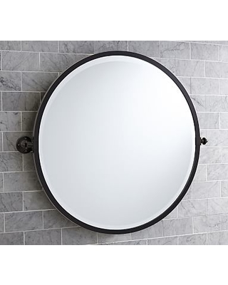 Check Out These Major Deals on Kensington Pivot Mirror, Round, Small ...