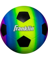 """Franklin 8.5"""" Vibe Playground Soccer Ball, Yellow"""