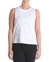 Vimmia Women's Pacific Pintuck Muscle Tee - Large - White
