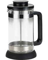 Bonjour Riviera 8 cup French Press, Black
