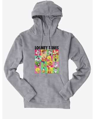 Looney Tunes The Whole Gang Hoodie