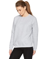 Gildan Women's Crewneck Sweatshirt, Sport Grey, Large