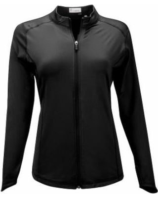 59906b8e8f1 Amazing New Deals on Women s Nancy Lopez Jazzy Zip-Front Golf Jacket ...