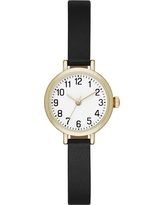 Women's Value Full Arabic Strap Watch - A New Day Gold