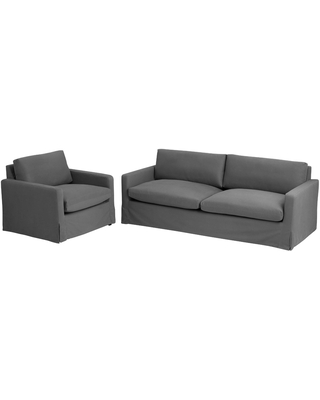 Chandler Slipcover Seating Collection by World Market