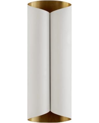 Visual Comfort and Co. Aerin Selfoss 23 Inch Wall Sconce - ARN 2037PW/G