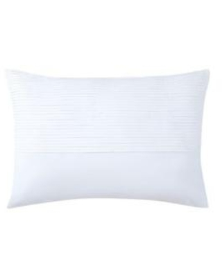 Charisma White And Grey Fairfield Decorative Pillow