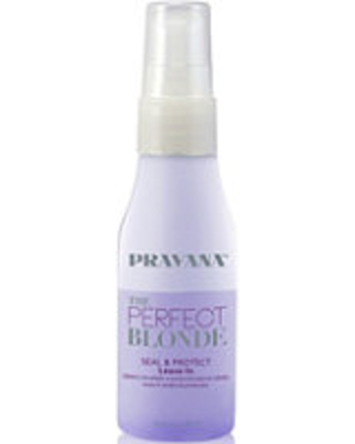 Pravana Travel Size The Perfect Blonde Seal & Protect Leave-In Treatment