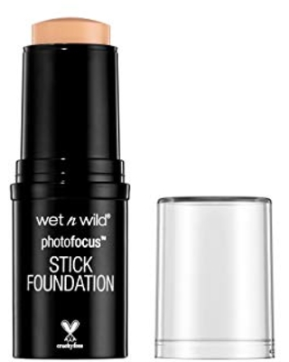 wet 'n wild Photo Focus Stick Foundation, Shell Bisque