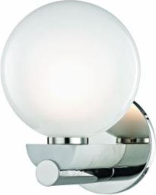 Hudson Valley Lighting Boone 8 Inch LED Wall Sconce - 7100-PN