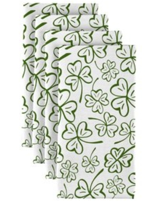 """Clovers 18"""" Napkins Fabric Textile Products, Inc."""