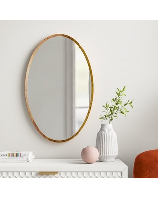 Cleeve Modern & Contemporary Beveled Accent Mirror