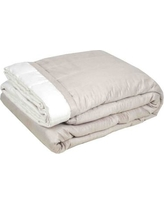 Madura Montana Quilt MAUS1797 Color: Off White, Size: Queen