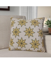 Find Savings On The Holiday Aisle Umaiza Eensy Weensy Spider Print Square Pillow Cover And Insert X113316785 Size 16 H X 16 W Color Gold