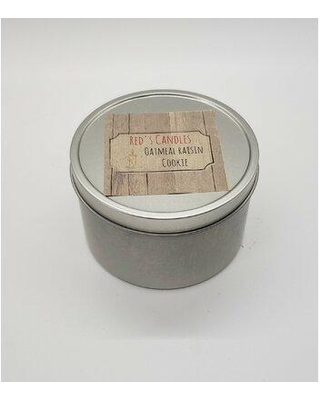 Red's Candles Oatmeal Raisin Oatmeal Raisin Cookie Scented Jar Candle -OAT Ounces: 16 oz