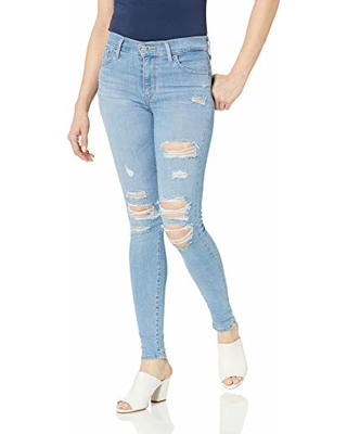 63fd1e1bde3 Check Out These Major Bargains  Levi s Women s 720 High Rise Super ...