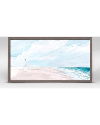 Highland Dunes 'Guard Stand' Framed Acrylic Painting Print on Canvas HLDS3012