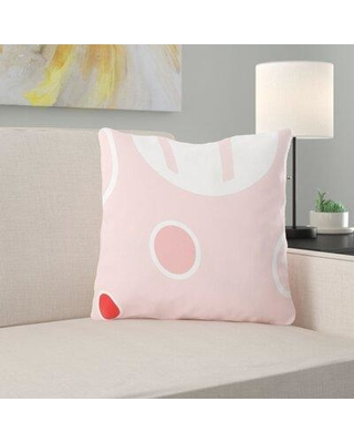 Ebern Designs Dinkins Throw Pillow W000837964 Location: Indoor