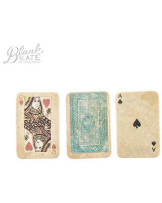 Mini Playing Cards - 10mm x 15mm