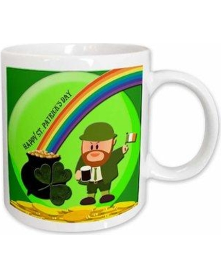 East Urban Home Finding the Pot of Gold Coffee Mug W000235839