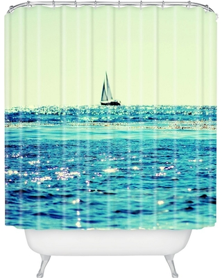 Winters Hottest Sales On Sailing Shower Curtain