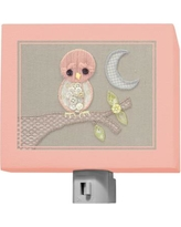 Oopsy Daisy Vintage Baby Owl by Kristen White Night Light NB21551