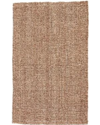 Jaipur Living Achelle Natural Solid Taupe Area Rug (10'X14') - RUG123686