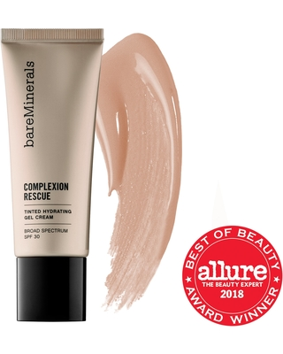 bareMinerals COMPLEXION RESCUE™ Tinted Moisturizer with Hyaluronic Acid and Mineral SPF 30 Spice 08 1.18 oz