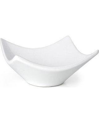 Front Of The House Origami 7 oz Ramekin Salad Bowl (Set of 4) DBO072WHP22