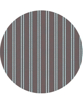 Amazing Deals On Wool Light Blue Brown Area Rug East Urban Home Rug Size Round 3