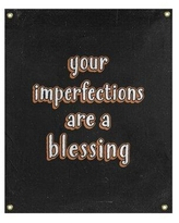 New Savings On Polyester Imperfections Quote Chalkboard Tapestry East Urban Home Size 59 H X 50 W Color Red