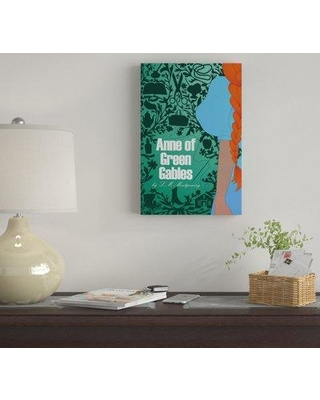 """East Urban Home 'Anne Of Green Gables II By Coral Nafziger' By Creative Action Network Graphic Art Print on Wrapped Canvas EUME3528 Size: 26"""" H x 18"""" W x 1.5"""" D"""
