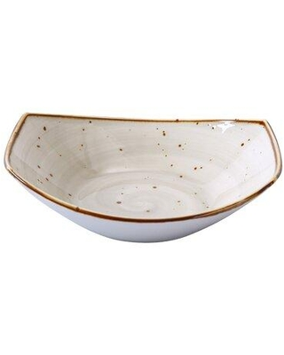 """Foundry Select Omak 7"""" Salad Plate X112115838 Color: Cream"""