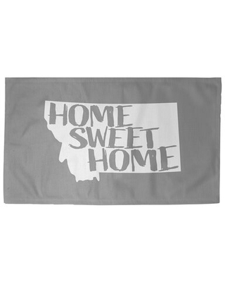 Get Ahold Of Fantastic Deals On Home Sweet Montana Gray Area Rug East Urban Home Rug Size Rectangle 5 X 7