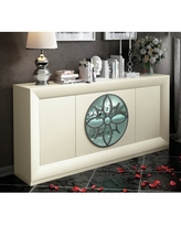 Spectacular Deals On High White Gloss Sideboards Bhg Com Shop
