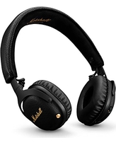 Marshall Mid ANC Active Noise Cancelling Over-Ear Wireless Bluetooth Headphone, Black (04092138)