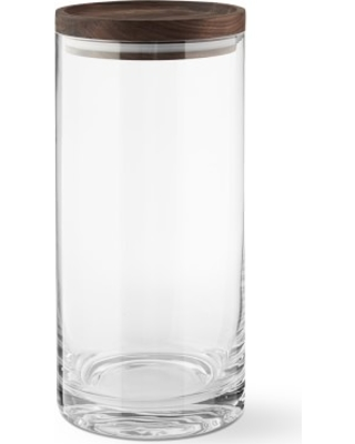 Walnut Canister, Large