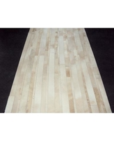 Modern Rugs Patchwork Ivory Stave Area Rug patchw5-99 Rug Size: Rectangle 6' x 9'