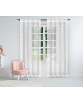 Davis Solid Kids' Window Curtains