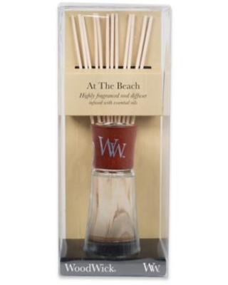 Woodwick® At The Beach Large Reed Diffuser
